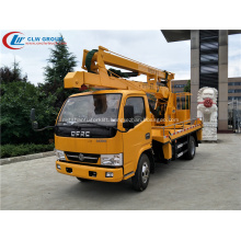 Guaranteed100% Dongfeng 12m Aerial Work Platform Lift Truck