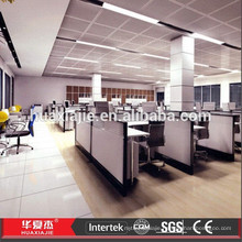 PVC plastic Planking for office ground flooring made in china