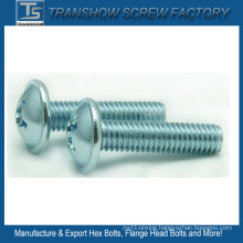 China Factory In_Stock Sales DIN967 Machine Screws