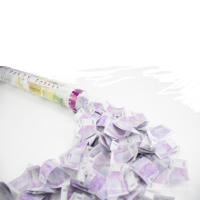 40cm New Design Euro Fake Money in Confetti Cannon for Wholesale