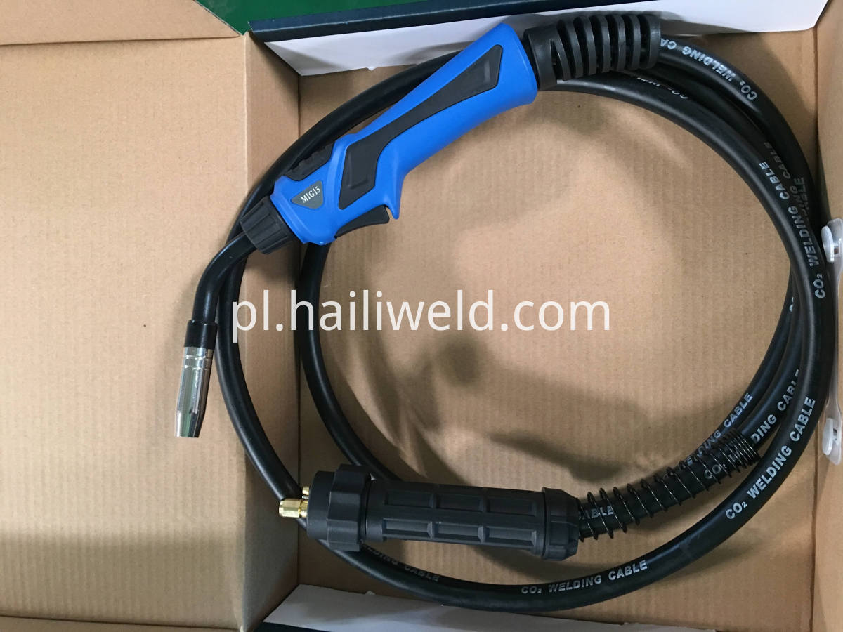 Binzel MB15 Swift MIG Welding Torch
