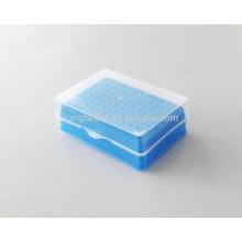 Rongtaibio 10ul Caja de puntas de pipeta de 96 pocillos