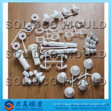 o plástico feito sob encomenda injetou o molde dos acessórios do guarda-chuva de praia, molde das peças baixas