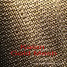 Hochwertiger reiner Goldschirm / Gold Mesh / Au Netz ---- 30 Jahre Fabriklieferant
