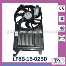 2000cc Mazda 3 Auto Electronic AC Condensateur Radiateur Ventilateur Moteur LF8B-15-025D, LF8B-15-025