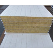 Fire Proof Rock Wool Panel with ISO, BV, SGS Certification