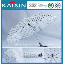Parapluie de pluie promotionnel pliable populaire