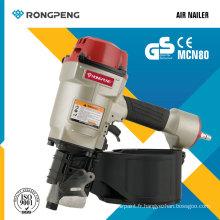 Rongpeng Mcn80 Nouveau Produit Air Nailer Palet Clipper Power Tools