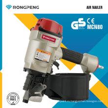 Rongpeng Mcn80 Новый Продукт Nailer Воздуха Поддонов, Гвоздезабивной Электроинструмент