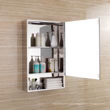 Supplier Shaving cabinet mirror Wall led aluminium mirror cabinet Vanity bathroom mirror cabinet