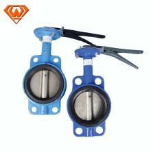 válvula de mariposa de control hidráulico de retención de presión automática
