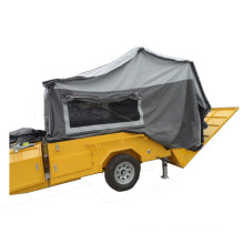 3-4 person forward fold camper trailer from manuafurers china