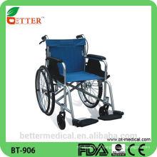 Cadeira de rodas de alumínio leve