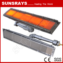 Ceramic Infrared Gas Heater for Food Production Line