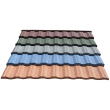 Popular Profiled Colorful Metal Roof for Sale