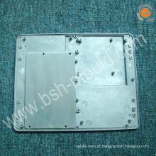 OEM com ISO9001 Hardware placa de diamante de alumínio caixa de refrigerador de gelo