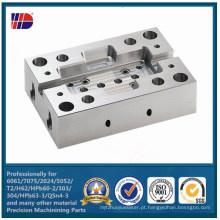 Peças de Fresagem CNC com Alumínio 6061