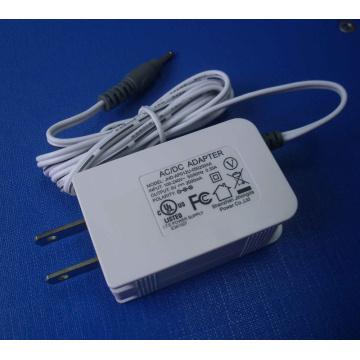 5V2a Certifié UL Adaptateur AC CC certifié PSE
