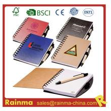 Cuaderno de papel de fuente de oficina para Stationery656