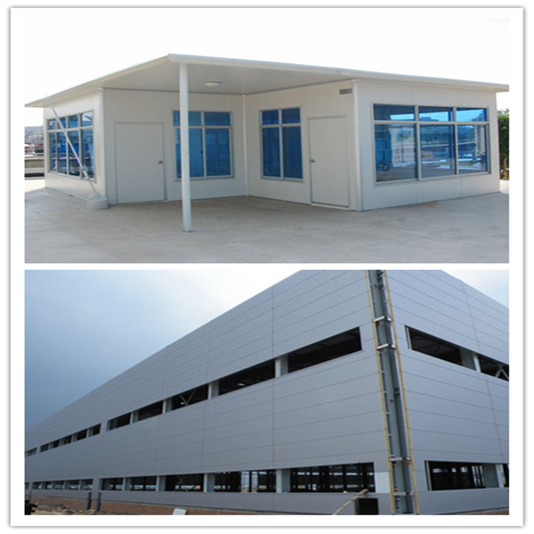 EPS Sandwich Panel in Bangladesh