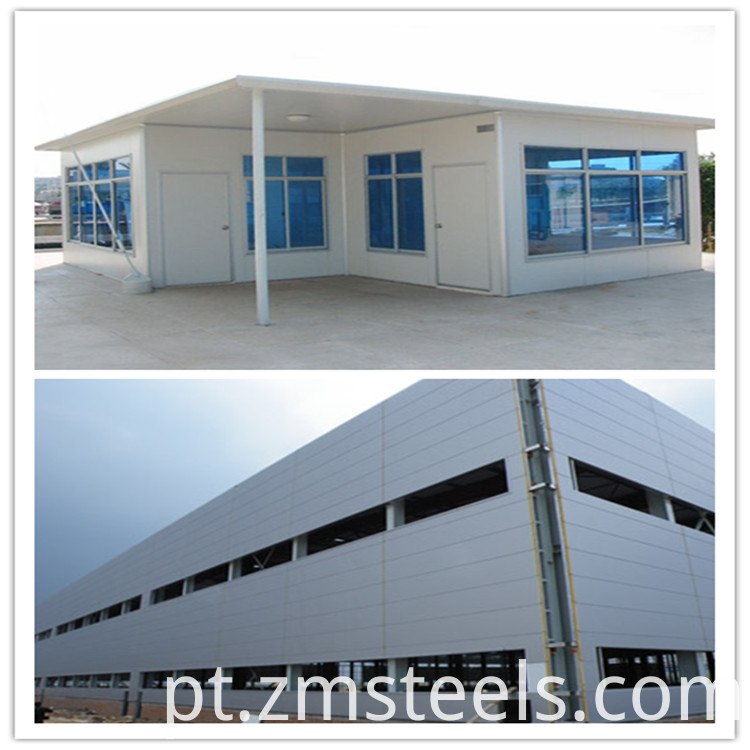 Prefabricated Roof Panel