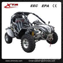 2 sièges hors route 650cc 4x4 Buggy sable