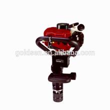 50mm 900w 32.7cc Gasoline Piling Driver Mini Petrol Pile Machine GW8195