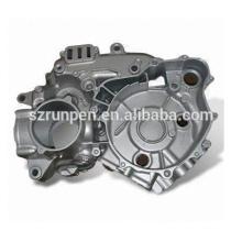 Caso de motor de fundição de alumínio