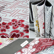 Thousands Designs Polyester Jacquard Sofa Fabric 150cm Width