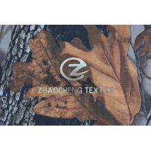 Tissu de camouflage en coton 100% Ribstop pour veste (ZCBP257)