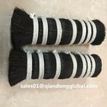 18-20cm Black Horse Hair For Brush Making