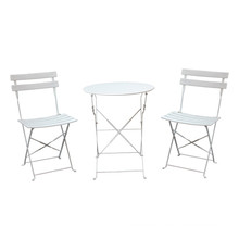 Hot New Products Outdoor Garden Chairs and Tables Set Coffee Bistro Furniture 2 Years Steel,steel N/A / 2 Ctns Modern 1set