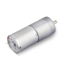 Good quality car electric lock system gear box 12 v dc motor