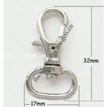 Gets.com aleación de zinc llave titular cadenas de bolsa