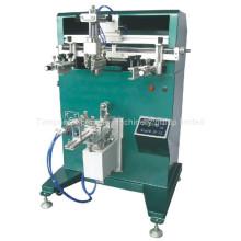 Machine d'impression d'écran à cylindre haute pneumatique TM-500e Dia135mm