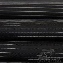 Wasser & Wind-Resistant Daunenjacke Woven Dobby Striped Jacquard 6% Polyester 94% Nylon Blend-Weaving Intertexture Stoff (H021)