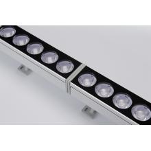 Zugelassenes mehrfarbiges LED-Wandleuchtenlicht mit Bühnenstreifen
