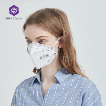 FDA-zugelassene 5Layers KN95 Civilian Face Mask