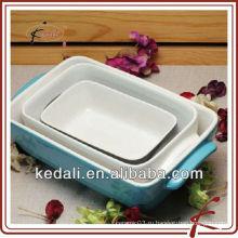 Цветная керамическая выпечка