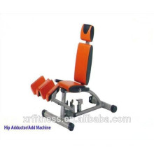 Vente chaude gym exercice fitness équipement noms Hydraulique Adductor Abductor machine