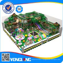 Children Playground of Indoor