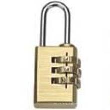 High Security Brass Combination Padlock (J-8041)