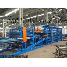 Rockwool sandwich panel roll forming machine/ rockwool production line