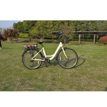 26 inch rear rack battery electric bicycle, electric city bike,cheap e bike road bicycle 250w36v