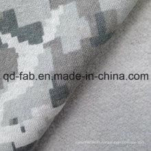 Toile pleine en chanvre / coton pleine impression (QF14-1466)
