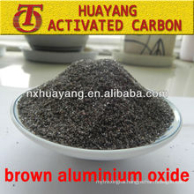 Supply grade AL2O3 96% brown fused alumina for ceramics and sand blasting