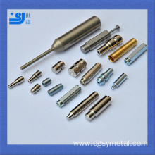 Metal stainless steel Solenoid Valve parts