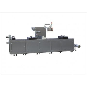 Máquina formadora de vácuo de plástico