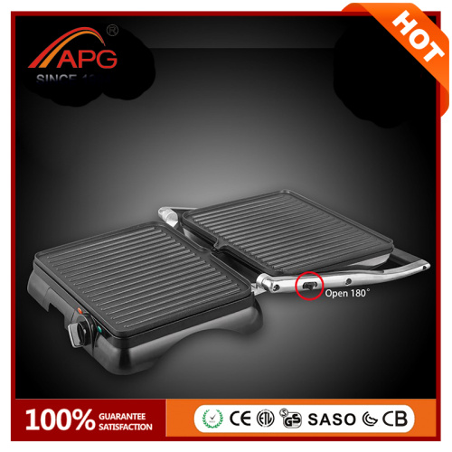 Panadero Grill Panini Grill Panini Grill Eléctrico