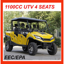 1100cc ЕЕС/EPA UTV 4 X 4 с 4 места (MC-172)